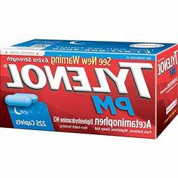 Tylenol PM Extra Strength Caplets, 225 Caplets