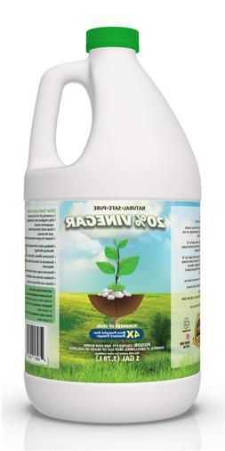 pure 20 percent vinegar home and garden