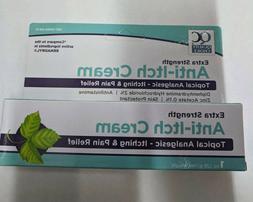QC Extra Strength Anti-Itch Cream - 1 oz. - Generic Benadryl