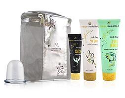 Bellabaci Sports Range Complete Kit - Sports Cream Rub, with