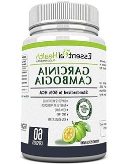 #1 Top Rated Pure Garcinia Cambogia Extract with 60% Hca Ext