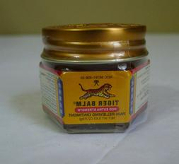 Tiger Balm Red Extra Strength Pain Relieving Ointment 0.63oz