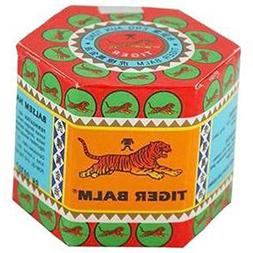 Red TIGER BALM 19.4 g Extra Strength - Herbal Muscles Ointme
