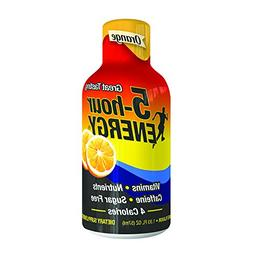 Regular Strength 5-hour ENERGY Shots – Orange Flavor – 2