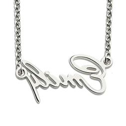 set adil Personalized Small Name Necklace - Extra Strength S