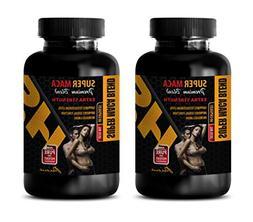 Men Sexual Health Supplements - Super MACA Premium Blend - E