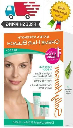 SALLY HANSEN Extra Strength Creme Hair Bleach for Face & Bo
