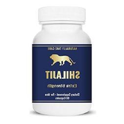 Shilajit Capsules | Extra Strength Pure Shilajit Extract | 1