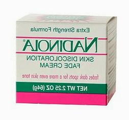 skin discoloration fade cream extra strength formula