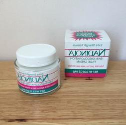 Nadinola Skin Discoloration Fade Cream Extra Strength Formul