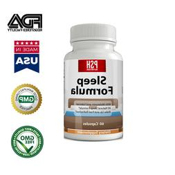 PSH Nutrition Sleep Formula, All Natural Sleep Aid Extra Str