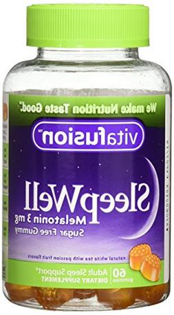 Vitafusion Sleep Well Gummy Vitamins, 60ct