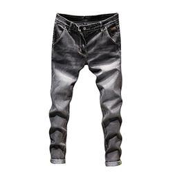 Promotion! Men Slim Jeans, NEARTIME Fashion Men's Autumn Cas