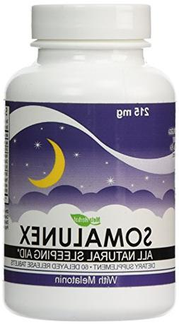 SomaLunex Extra Strength Sleeping/Calming/Stress Relief Pill