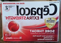 sore throat extra strength 16 ct lozenges