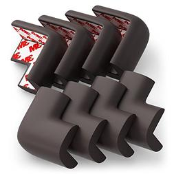Baby Proofing Corner Guards,Soft Edge Protectors,3M Adhesive