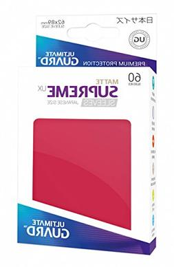 Ultimate Guard Supreme Japanese UX Card Sleeves , White