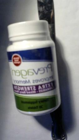 tablets 30 count bottle extra strength chewable