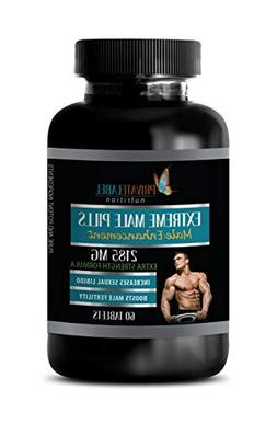 libido Increase - Extreme Male Pills 2185 Mg - Extra Strengt