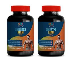 Testosterone Booster Power - Extreme Male Pills - Extra Stre