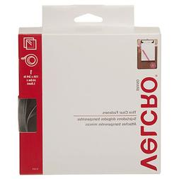 VELCRO Brand - Thin Clear Fasteners | Perfect for Home or Of
