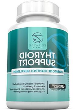 Thyroid Support Supplement - For Wellness, Diet & Weight Los