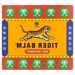 Tiger Balm Red 19g  - 5 Pack by Tiger Balm