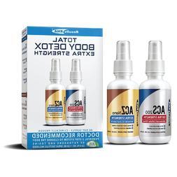Results RNA TOTAL BODY DETOX Extra Strength 4oz System   *