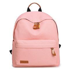 JJAI Totally Color School Bag for Boys Girls School Backpack