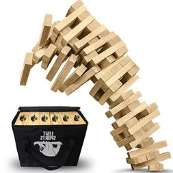 Tumbling Timbers by Legit Sports – The Big Life Size Stack