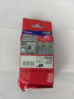 Brother TZe-S251 Extra Strength genuine P-touch industrial T