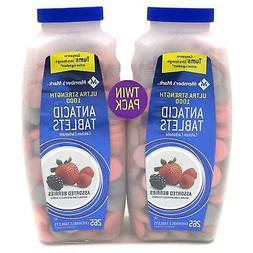 Ultra Strength Antacid Calcium Carbonate - 1000 mg