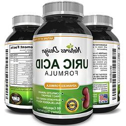 Uric Acid Support Supplement Antioxidant Detox Cleanse Blend