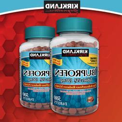 USP Ibuprofen, 200 mg, 500 Tablets