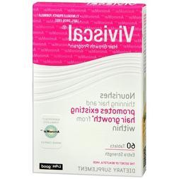 Viviscal Hair Growth Program, Extra Strength, Tablets 60 ea