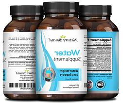 Premium Water Pills for Bloating Natural Weight Loss Supplem