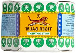 Tiger Balm White Ointment 21ml - Pack of 2