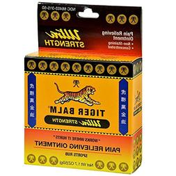 Tiger Balm Sport Rub Pain Relieving Ointment, Ultra Strength