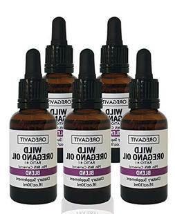 Wild Oil of Oregano Blend Extra Strength 86% Carvacrol * For
