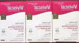 Women's Viviscal Extra Strength 60x3Tablets  180 Tablets Tot