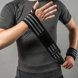 Wrist wraps <font><b>Extra</b></font>-<font><b>Strength</b><